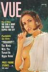 Vue January 1969 magazine back issue