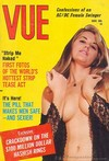 Vue March 1970 magazine back issue