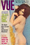 Vue May 1970 magazine back issue