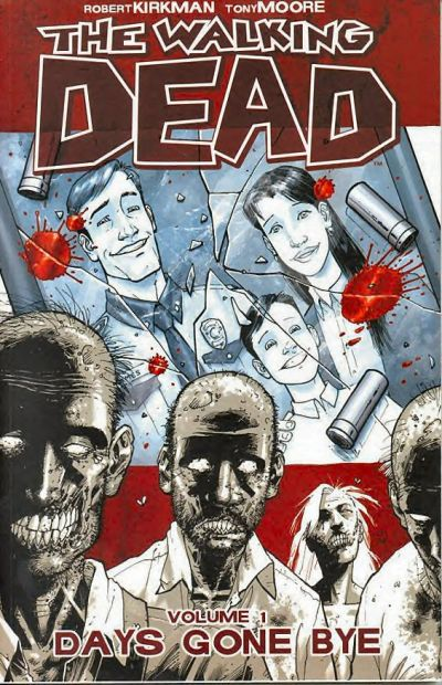 Walking Dead Comic Book Back Issues by A1 Comix