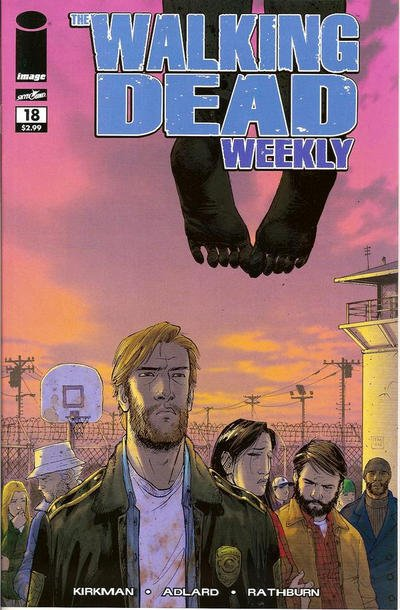 Walking Dead Weekly A1 Comix Comic Book Database