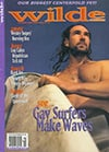 Wilde October 1995 magazine back issue