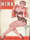 Wink October 1954 magazine back issue