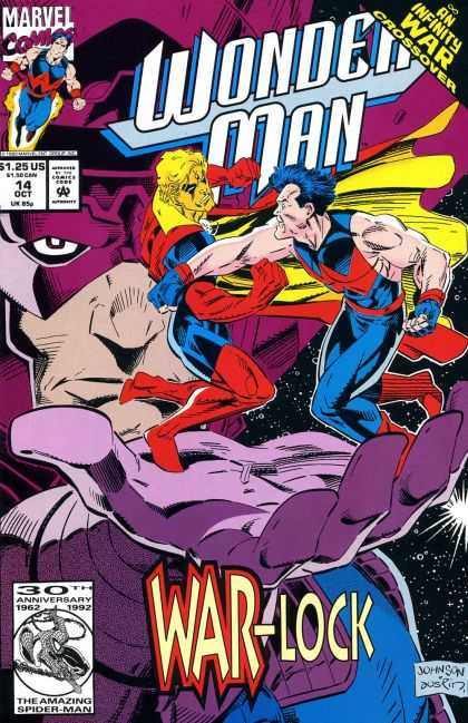 Wonder Man A1 Comix Comic Book Database