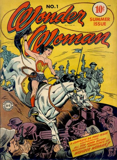 Wonder Woman Comic Book Back Issues by A1 Comix