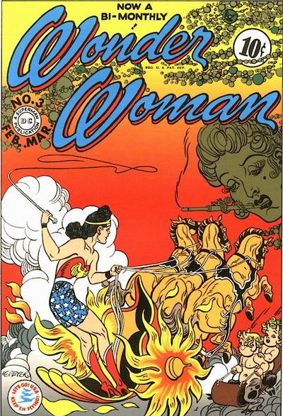 Wonder Woman A1 Comix Comic Book Database
