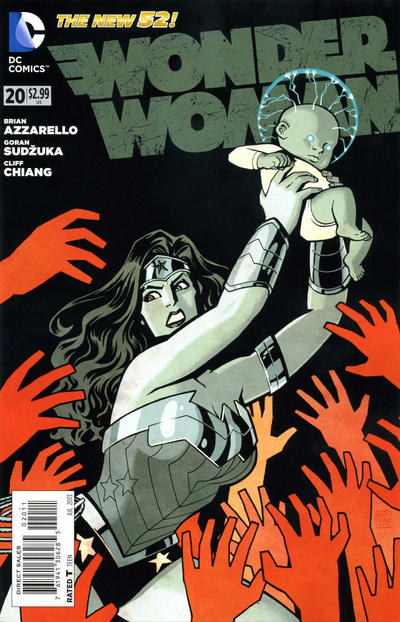 Wonder Woman New 52 A1 Comix Comic Book Database