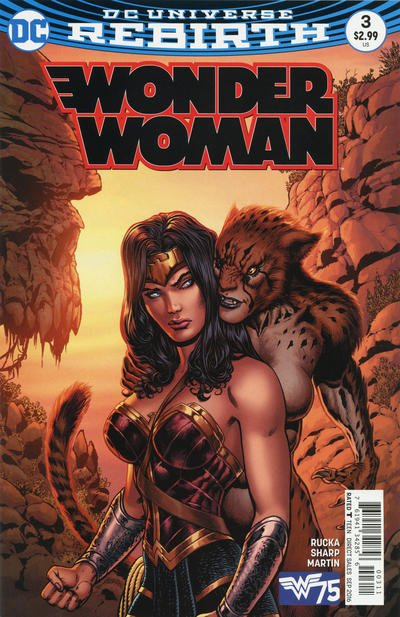 Wonder Woman Rebirth A1 Comix Comic Book Database