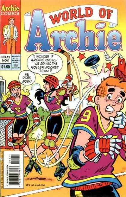 World of Archie A1 Comix Comic Book Database