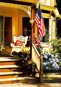 american flag puzzle, victorian memories 2d 1000 pieces, wrebbit perfalock jigsaw victorianmemories
