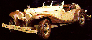 mercedes benz model, moveable 3d puzz wrebbit mercedes, scale model of 1935 car themercedesbenz500kspecialroadster
