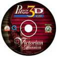 3d cd puzzle game, victorian mansion, virtual 3d puzzle, victorianmansion3dpuzzlecdgame