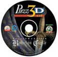 3d cd puzzle game, bavarian castle, cd game 3d interactive puzzles neuschwanstein-bavarian-castle-3d-cd-jigsaw-puzzle