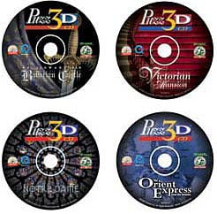 4pack cd puzzle games by wrebbit, great games bavarian mansion, orient express and more cd4gamesin1valueset