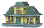three dimensional jigsaw puzzle train station puzz-3d wrebbit 272 pieces train-station-puzz-3d-wrebbit
