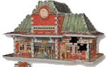 5main street puzz3d 3d puzle wrebitt 272 pieces easy level tradition collection 3d-puzzle-5-main-street