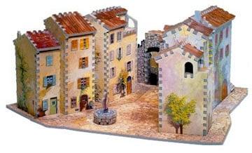 la riviera 3d jigsaw puzzle, rare puzz3d by wrebbit lariviera