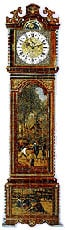 grandfather clock, clock 3d puzzles, wrebbit puzz3d, three-dimensional jigsaw puzzles by wrebbitt, q grandfatherclock3d