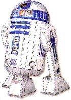 rare star wars r2d2 jigsaw puzzle by wrebbit, 750 pieces foam puzzle by wrebbit star wars vintage pu starwarsr2d2