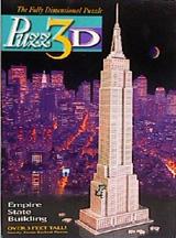 empire state building 3d puzzle, empirestatebuilding puzz3d skyscraper puzzles, wrebitt maker 3d jig empirestatebuilding