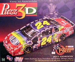 jeff gordon 1999 chevy monte carlo puzz3d jigsaw puzzle by wrebbit jeffgordon1999chevymontecarlo