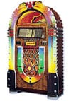 jukebox mini puzzle, wrebbit manufacturer fun small jigsaw puzzle for the family