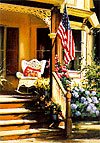 american flag puzzle, victorian memories 2d 1000 pieces, wrebbit perfalock jigsaw