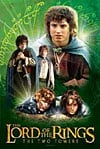 lord of the rings, two towers, jigsaw puzzle perfalock, frodo and sam, ring, wrebbit 500 pieces puzz