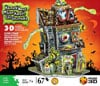 3-dimensional puzzles by wrebbit, haunted house, 3d jisaw puzzles, mint condition puzz3d