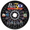 3d CD Puzzle Game, notre dame cathedral, explore virtual 3d world