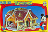 mickey's house 3d jigsaw puzzle, disneyland's mickey mouse house, rare puzz3d Puzzle