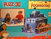 puzz-3d pocahontas disney puzzle, famed pocahontas indian girl, powhatan indians, easy puzzle