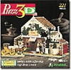 3d puzzle based on charles wysocki paintings, rare birdie's perch coffee shop, wrebbit puzzle