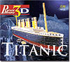 titanic jigsaw puzzle, rare collector's puzzles by wrebbit, discontinued titanic puzz3d Puzzle