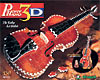 violin 3d jigsaw puzzle, rare jigsaw puzzle by wrebbit violin Puzzle