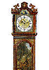 grandfather clock, clock 3d puzzles, wrebbit puzz3d, three-dimensional jigsaw puzzles by wrebbitt, q