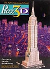 3d puzzle empire state building wrebbit