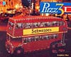 londonbus,double-decker london bus 3d puzzle by wrebbit, rare puzz3d