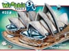 sydney opera house 3d jigsaw puzzle by wrebbit, sydney opra house puzle, 925 pieces, very difficult