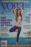 Yoga Journal March 2018 magazine back issue