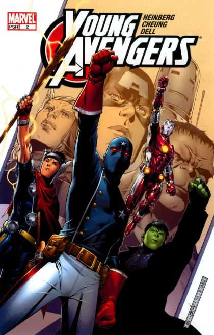 Young Avengers A1 Comix Comic Book Database