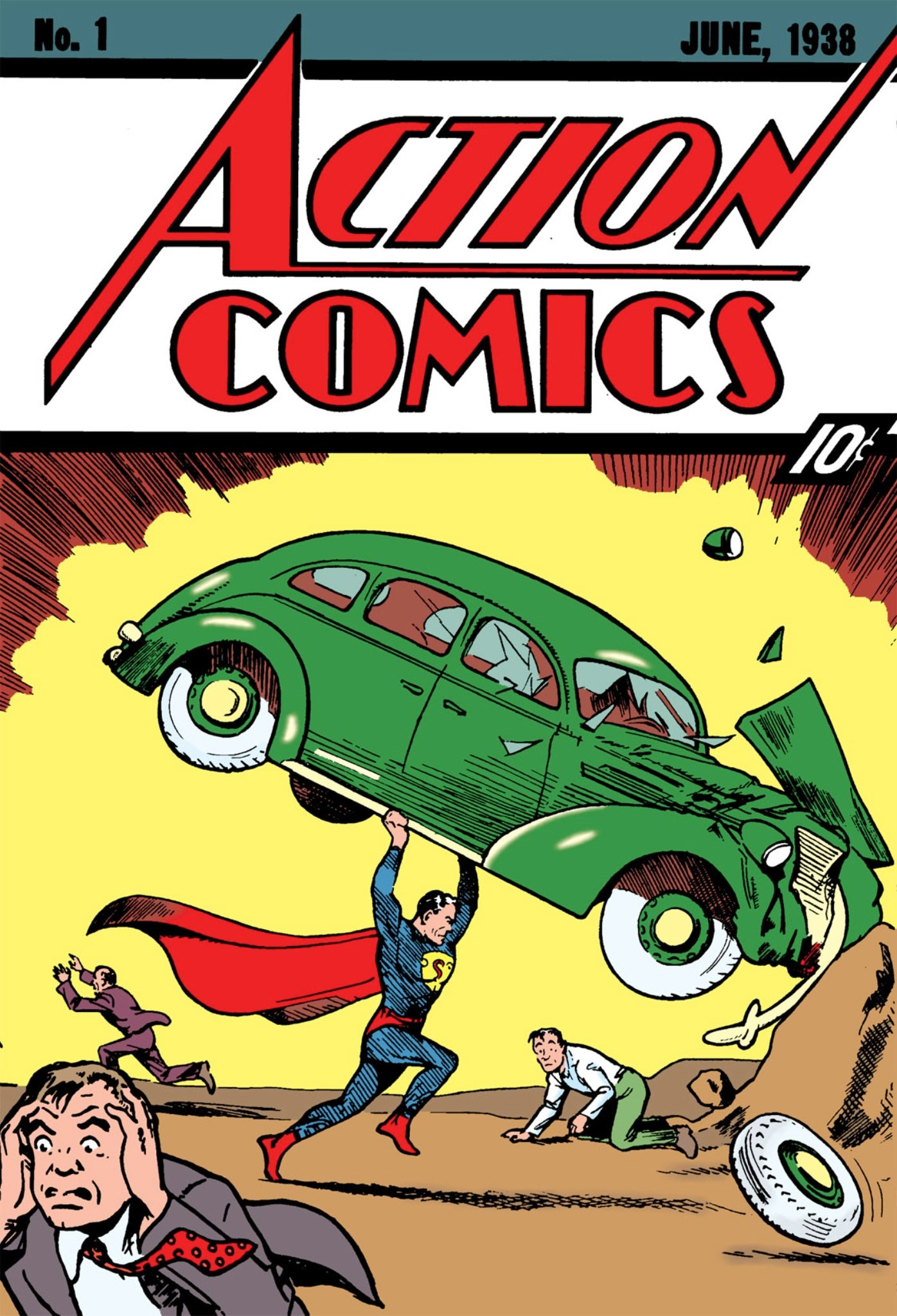 Action Comics Comic Book Back Issues by A1 Comix
