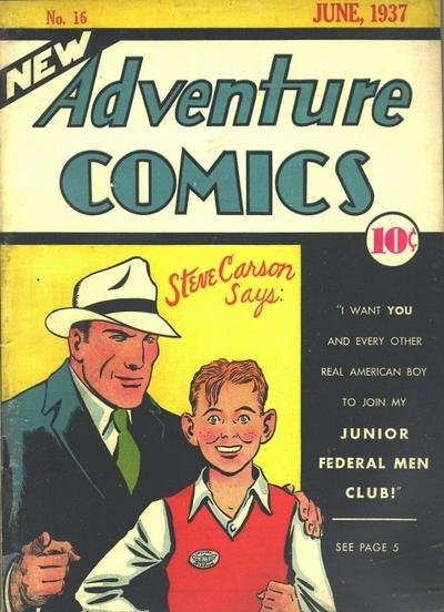 Adventure Comics A1 Comix Comic Book Database