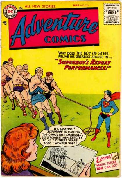 Adventure Comics A1 Comix Comic Book Database