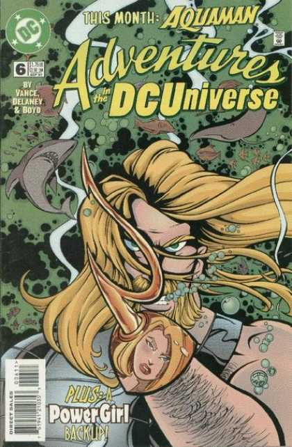 Adventures in the DC Universe A1 Comix Comic Book Database