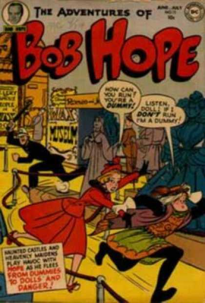 Adventure of Bob Hope A1 Comix Comic Book Database