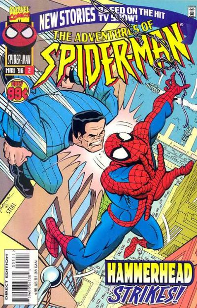 Adventures of Spider-Man A1 Comix Comic Book Database