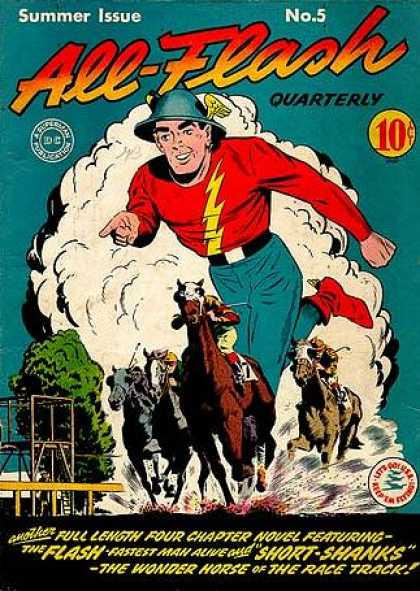 All-Flash A1 Comix Comic Book Database