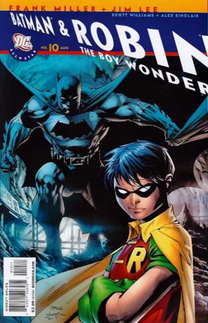All Star Batman & Robin: The Boy Wonder A1 Comix Comic Book Database