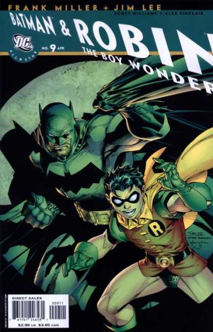 All Star Batman & Robin, The Boy Wonder A1 Comix Comic Book Database